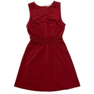 41 Hawthorn red sheath dress L